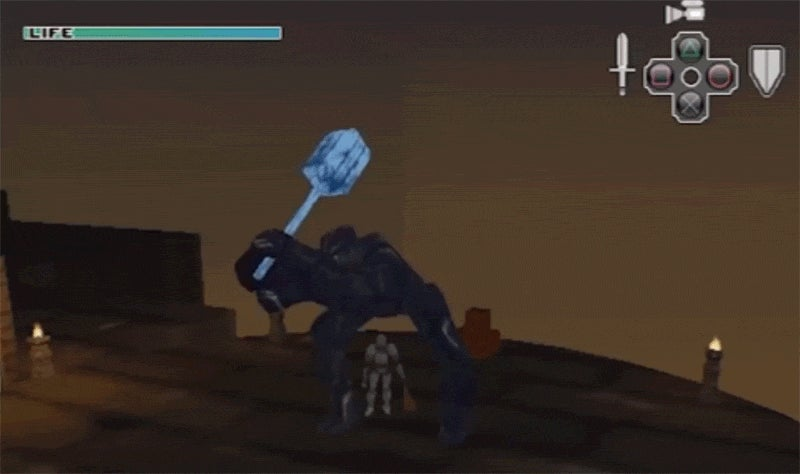Dark Souls As A 1996 PlayStation Game