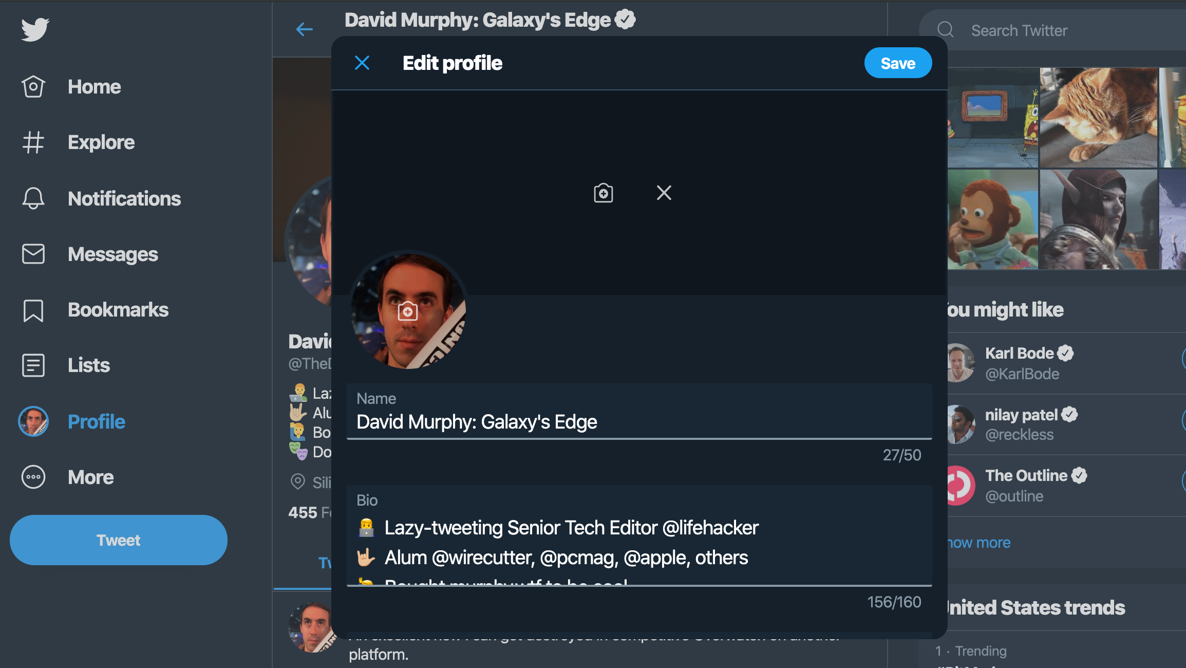 Try This Trick To Make Your Twitter Profile Look A Lot Cleaner