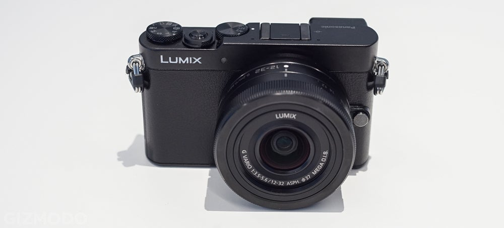 Panasonic GM5: The Smallest System Camera Around