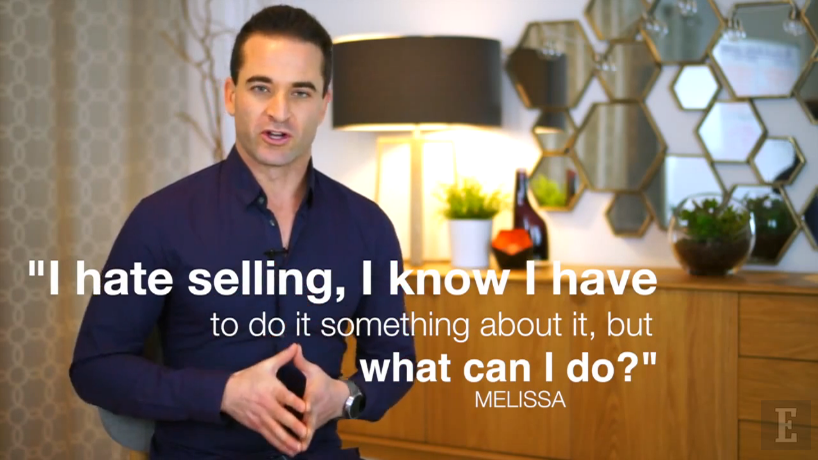 Being Uncomfortable Selling Your Products Is Actually Kind Of Selfish