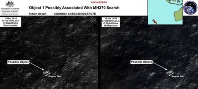 Malaysia Air Officials: MH370 Is Lost Because Nothing Else Makes Sense
