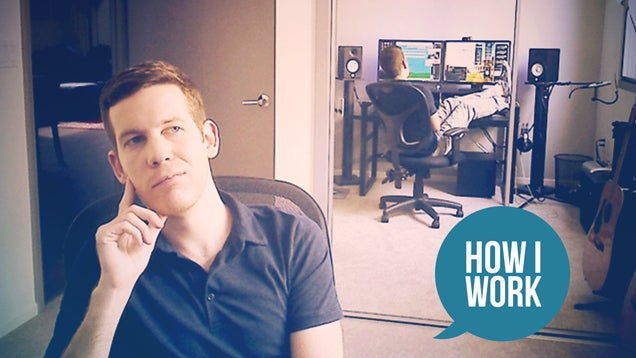 How We Work, 2015: Whitson Gordon's Gear and Productivity Tips