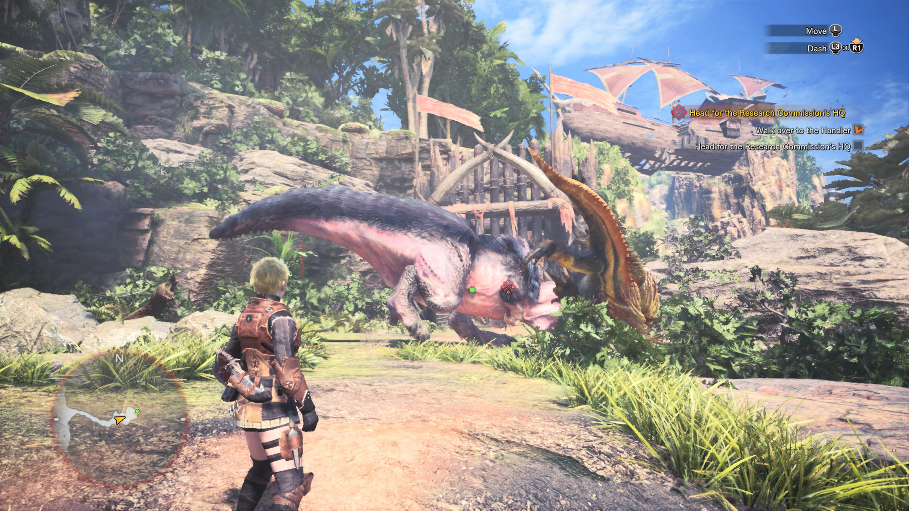 Tips For Playing Monster Hunter: World   Kotaku Australia
