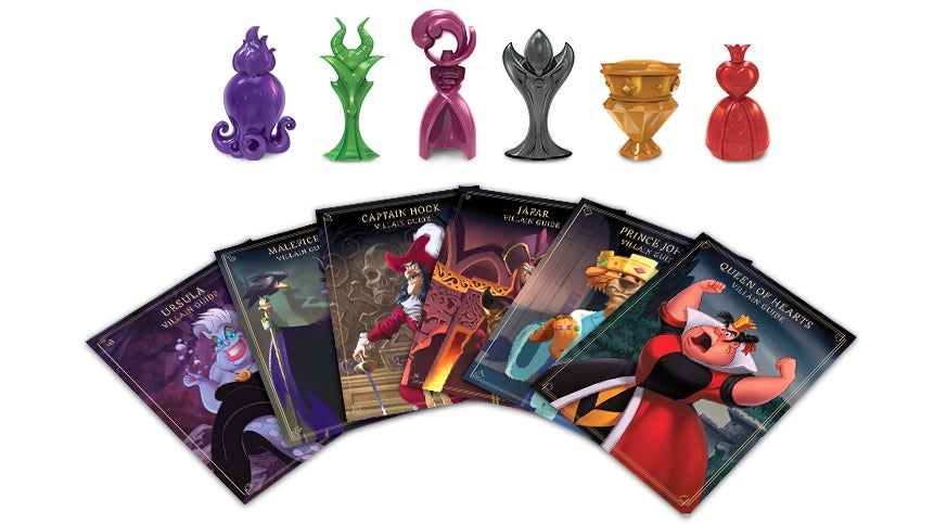 Board Game Lets You Play As Disney Villains And Finally Put That Peter Pan Punk In His Place