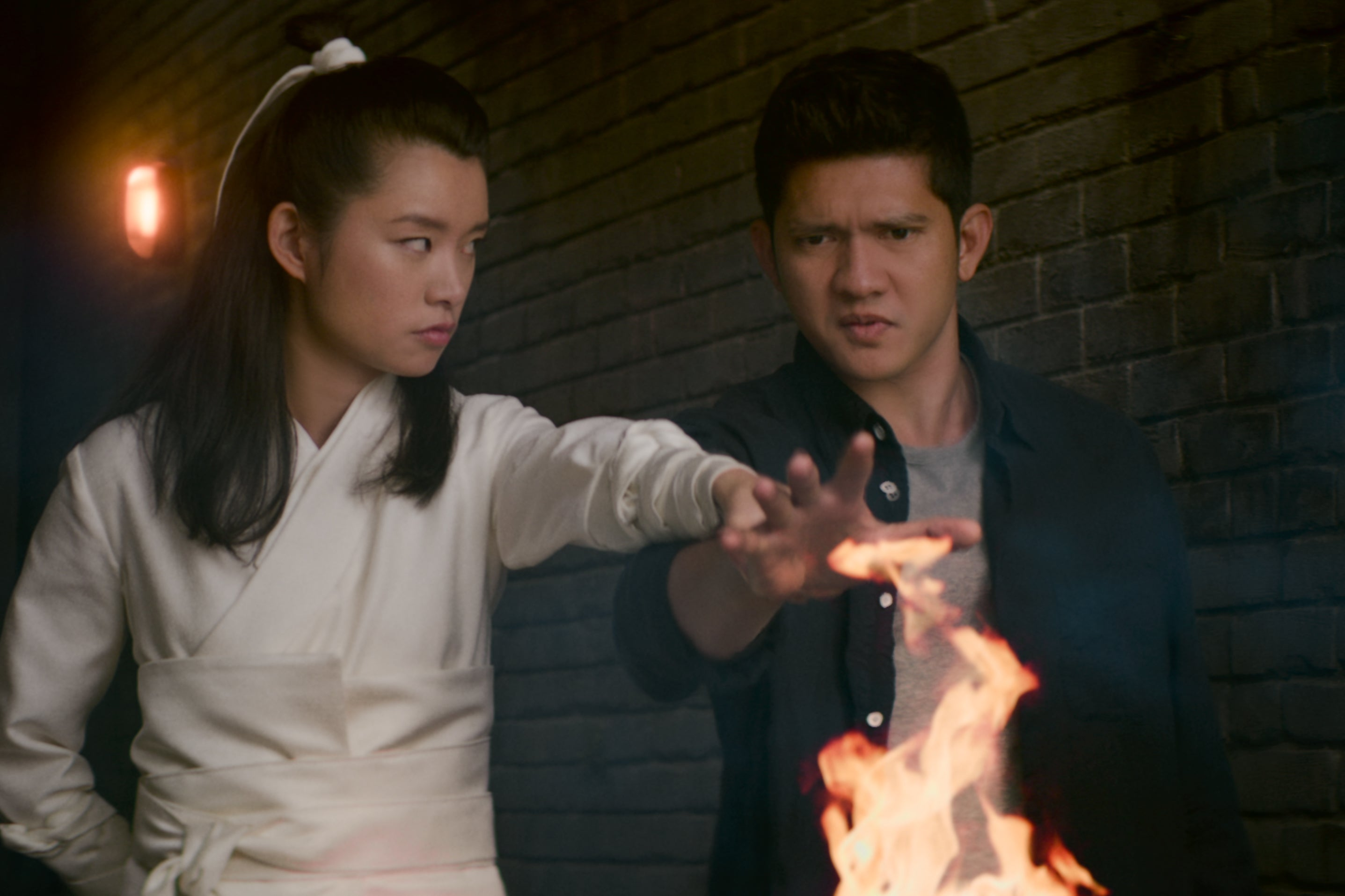 Wu Assassins Sure Feels Like What Iron Fist Could Have Been