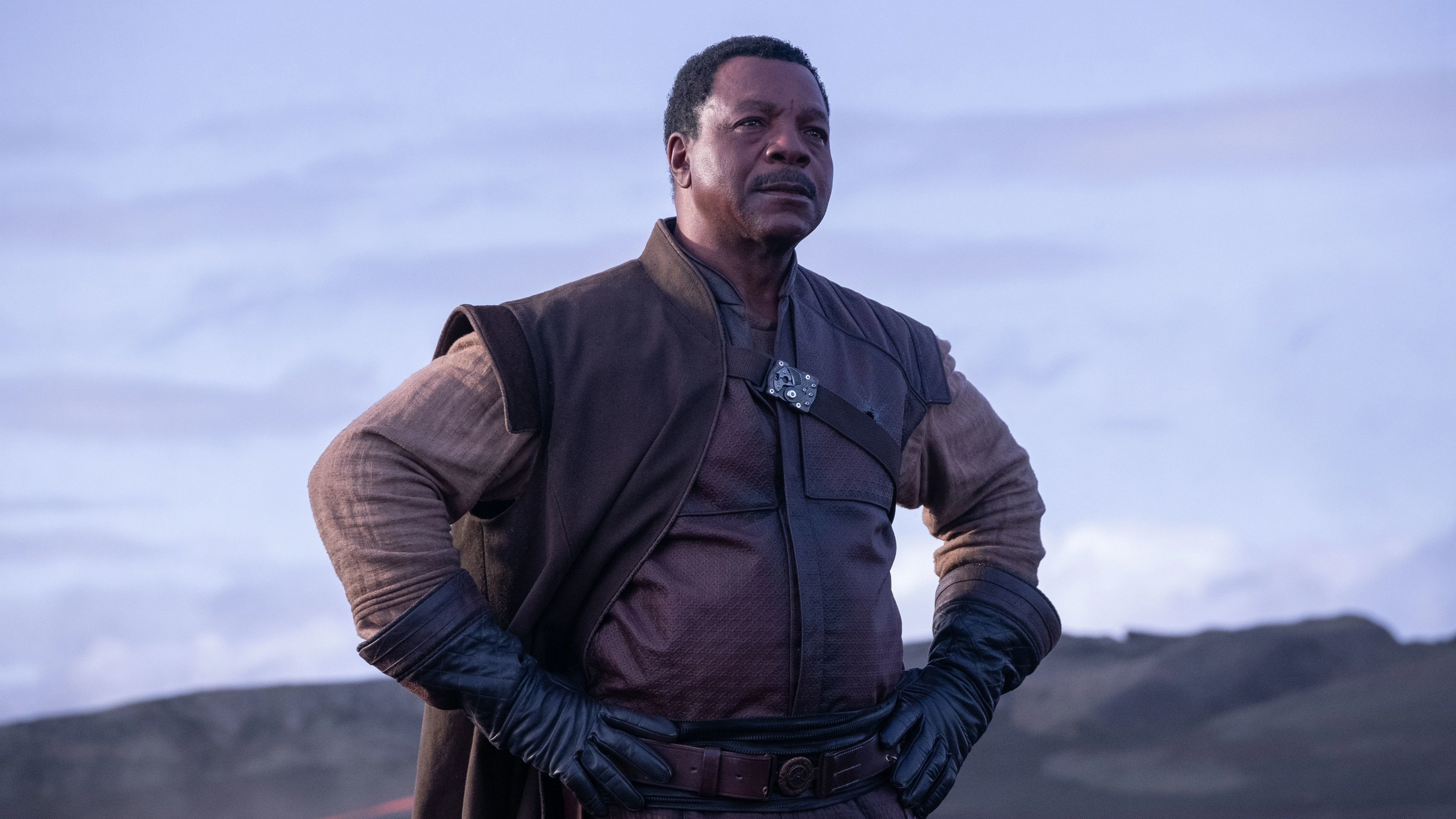 Carl Weathers Initially Had A Much Smaller Role On The Mandalorian