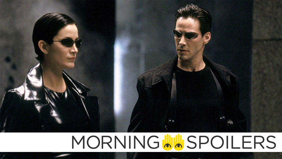 More Matrix 4 Set Pictures Give Us A Glimpse At Keanu Reeves And Carrie-Ann Moss' Return