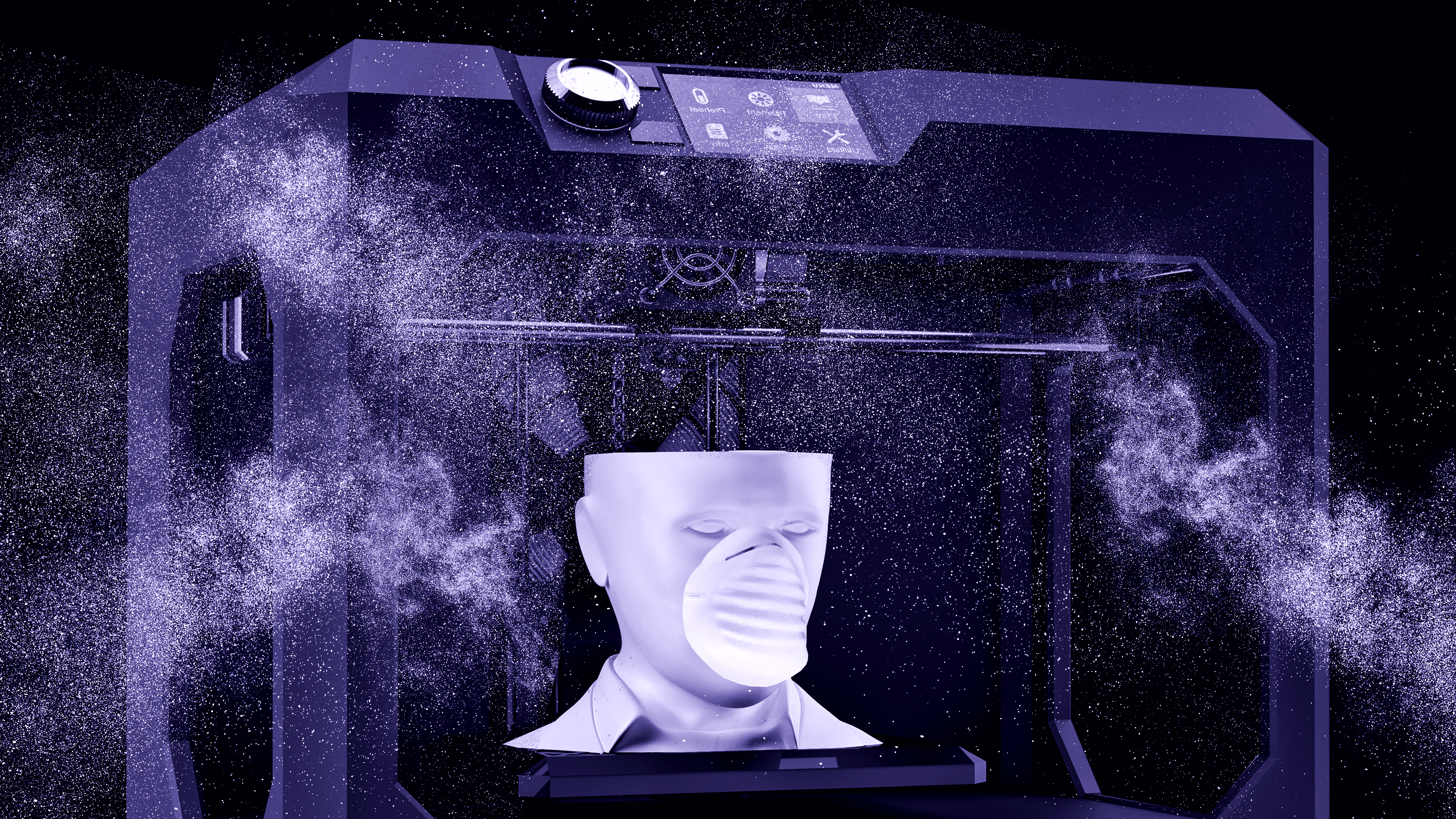 New Study Details All The Toxic Stuff Spewed Out By 3D Printers