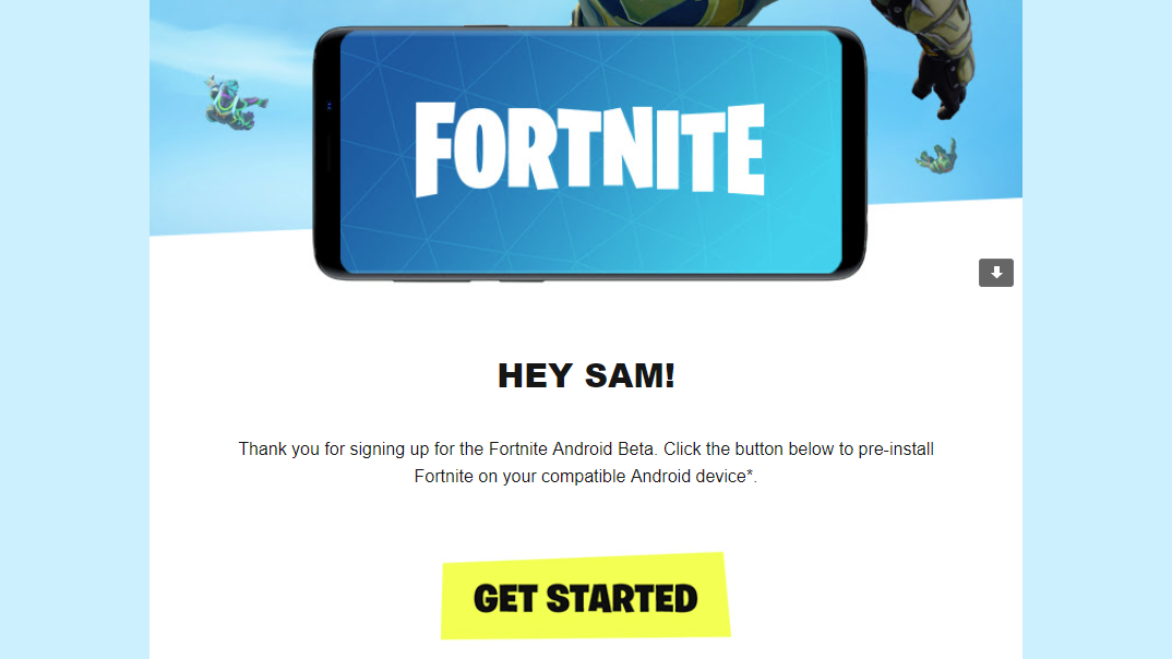 link to download fortnite