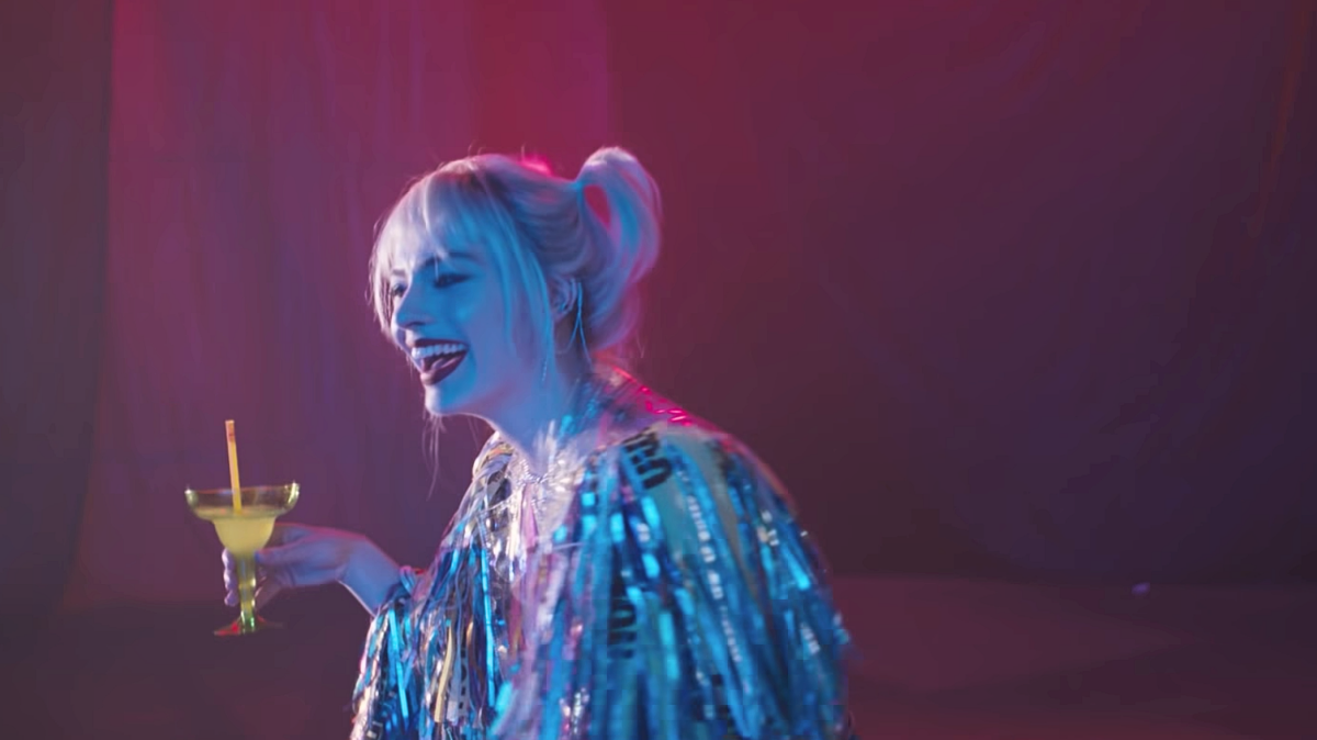 In A Splendiferous New Birds Of Prey Trailer, Margot Robbie Is Emancipated As Hell