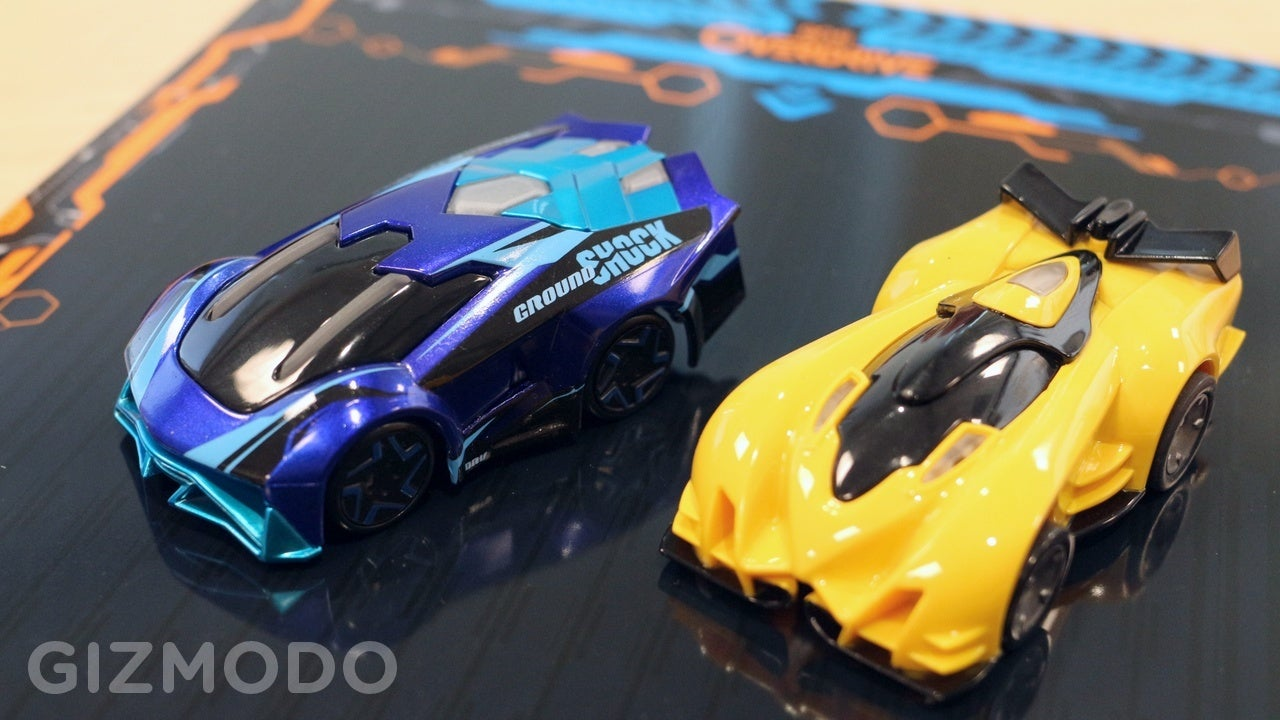 Anki's Incredible Self-Driving Toy Cars Just Got Even Cooler