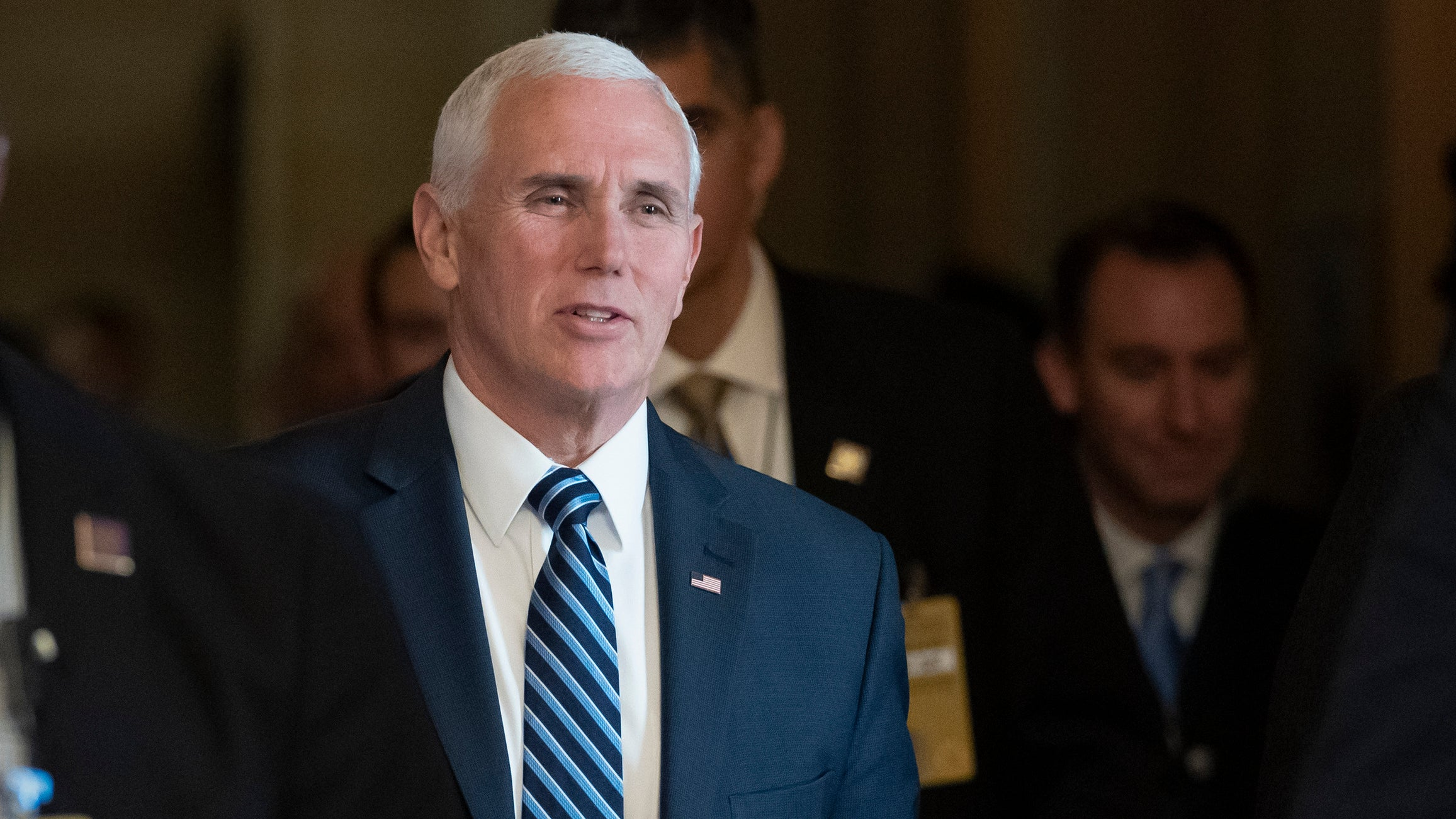 The FBI Is Looking Into A Mike Pence Poseur That Texted Republican Members Of Congress