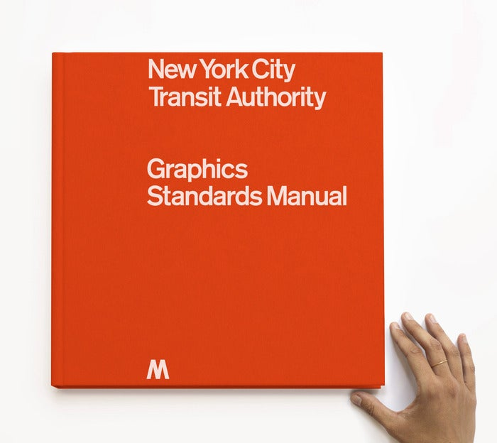 You Can Finally Buy the Design Manual That Defined the NYC Subway
