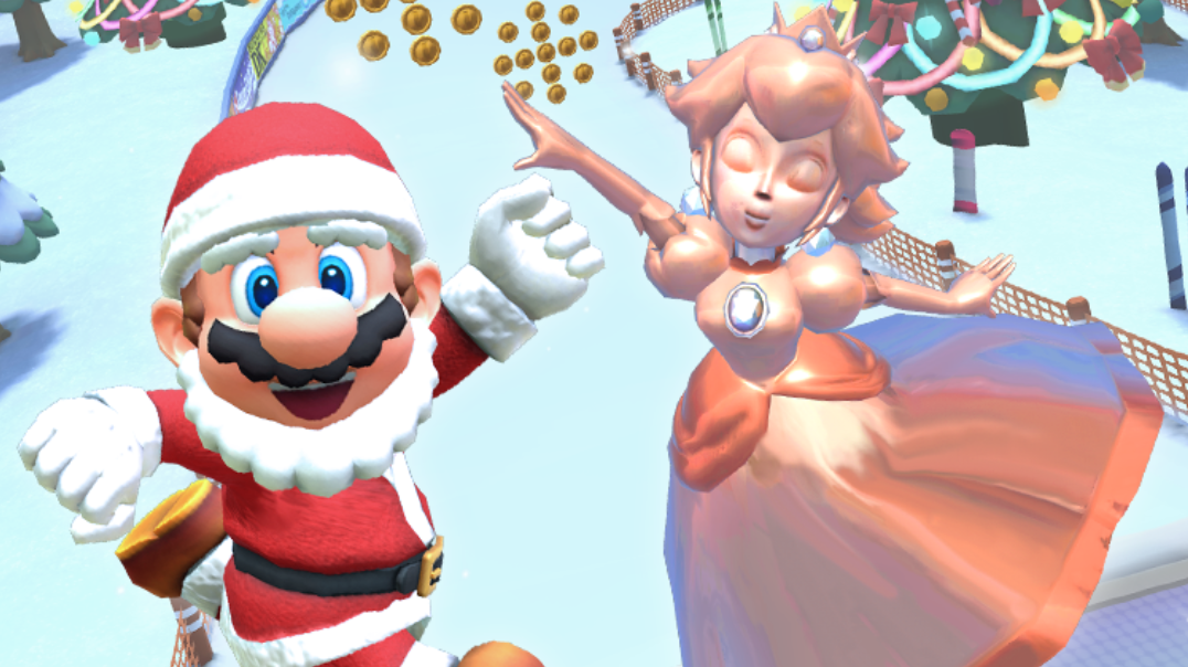 Mario Kart Tour's Winter Update Is A Bust
