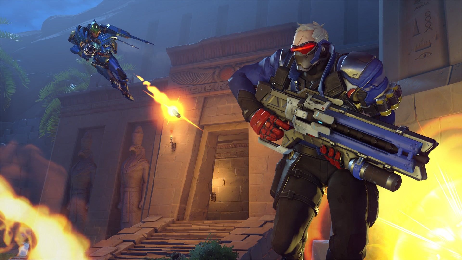 Overwatch's New Deathmatch Modes Still Need Some Work
