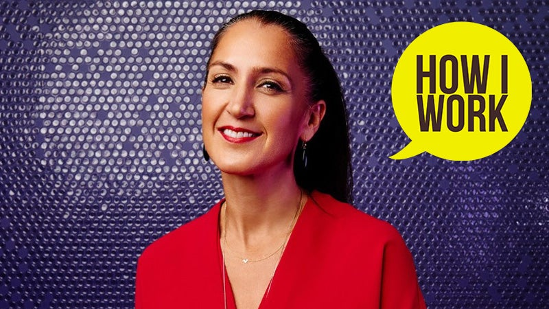 I'm Jet.com President Liza Landsman, And This Is How I Work