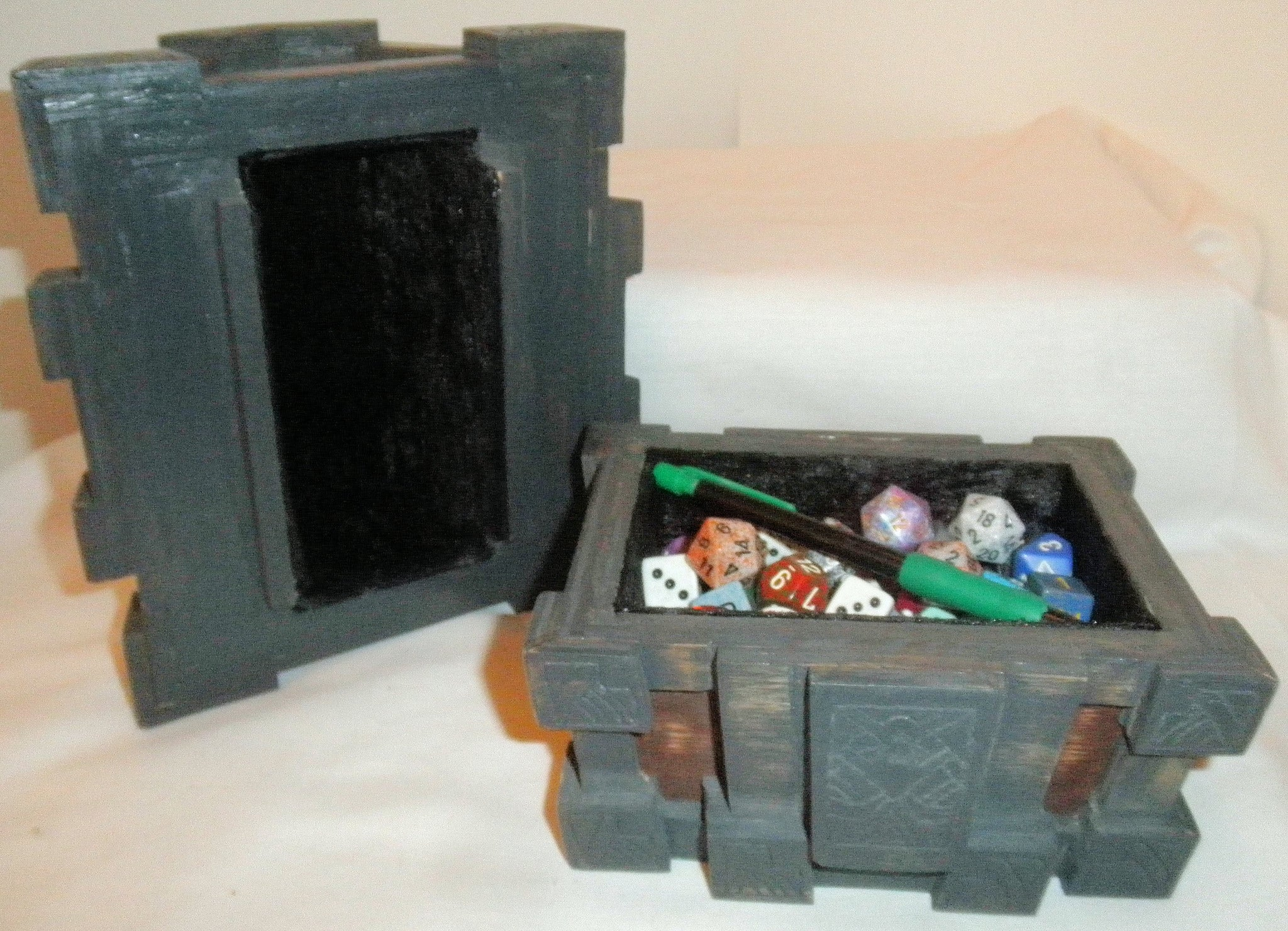 Store Your Treasures in Real-Life World of Warcraft Chests