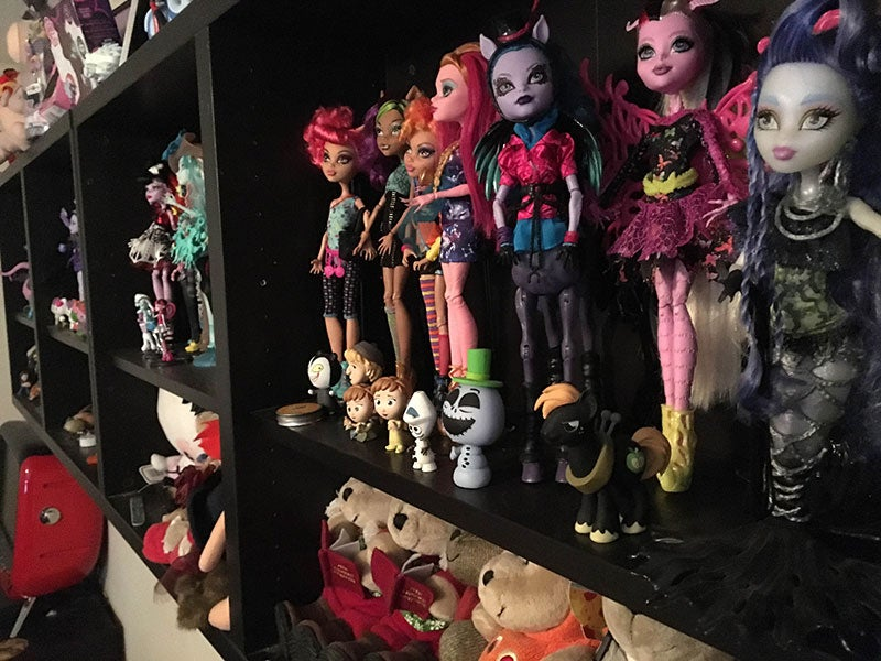 There's A Perfectly Reasonable Explanation For Why I'm Playing A Monster High Video Game