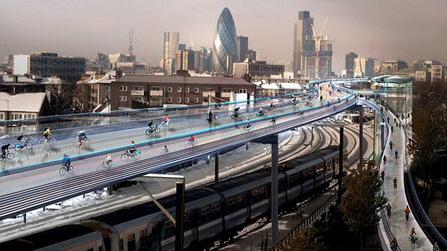 London Is Finally Winning Its War Against The Car
