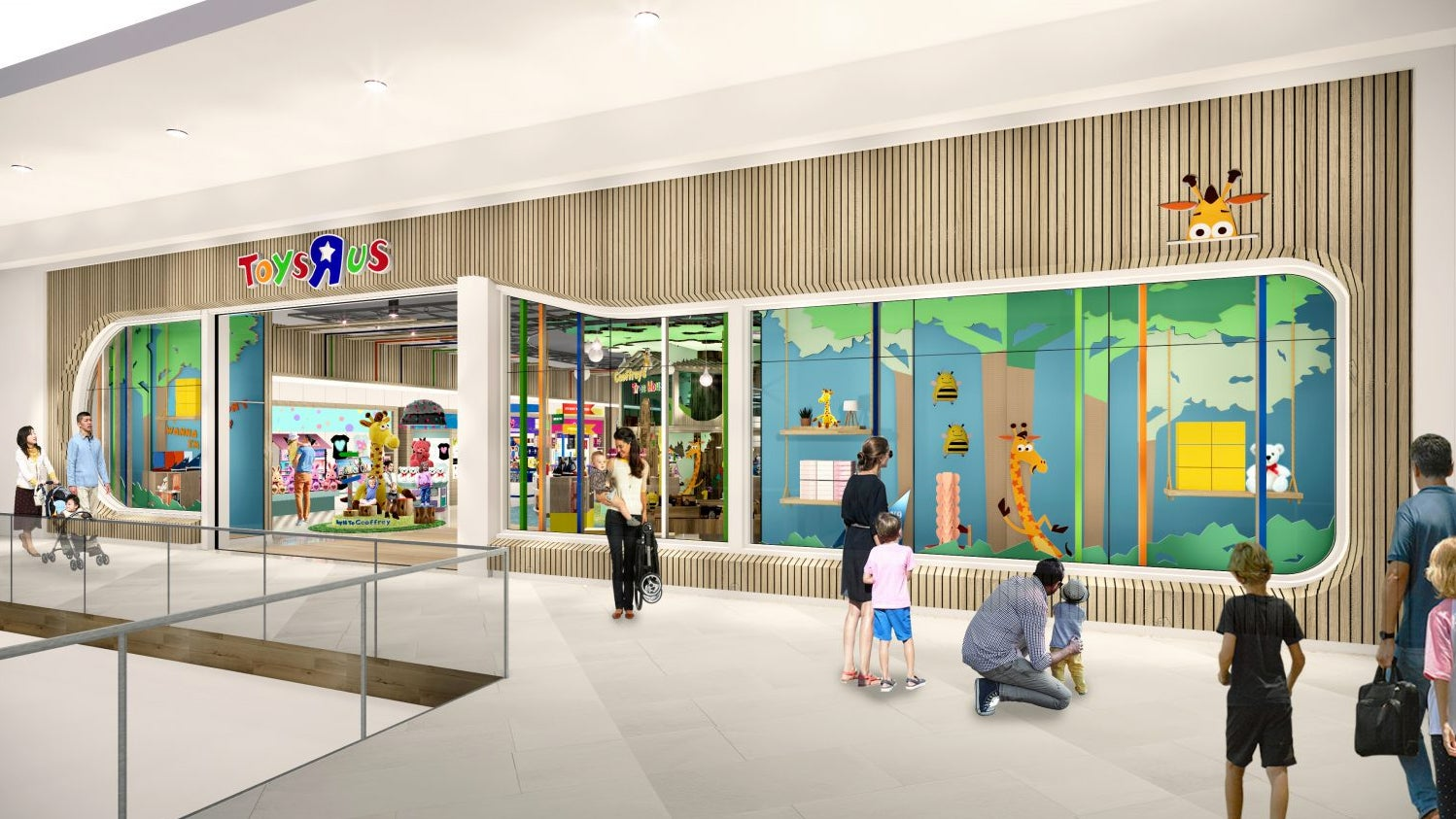 Toys 'R' Us Isn't Dead, It's Becoming An 'Experience' In The U.S.