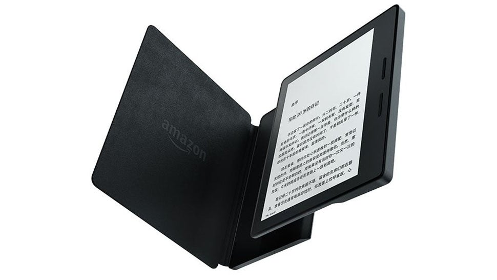 Leak of New Amazon E-Reader Suggests It's Flipping Cool
