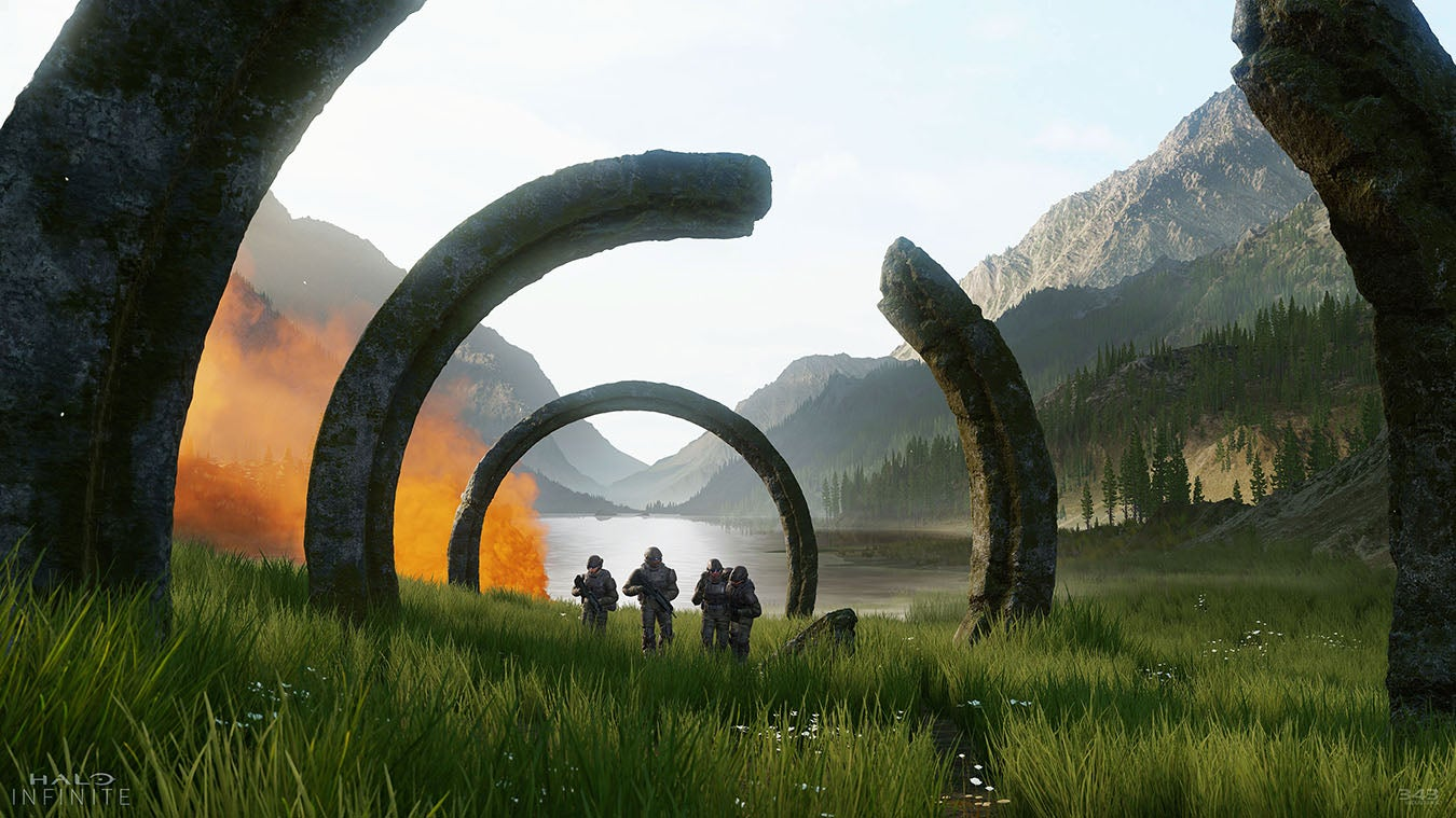 Halo Infinite Creative Director Leaves Company