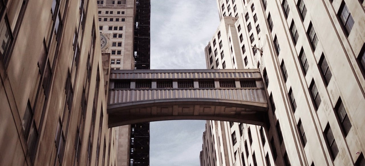 New York City's Futuristic Skybridges Are a Thing of the Past