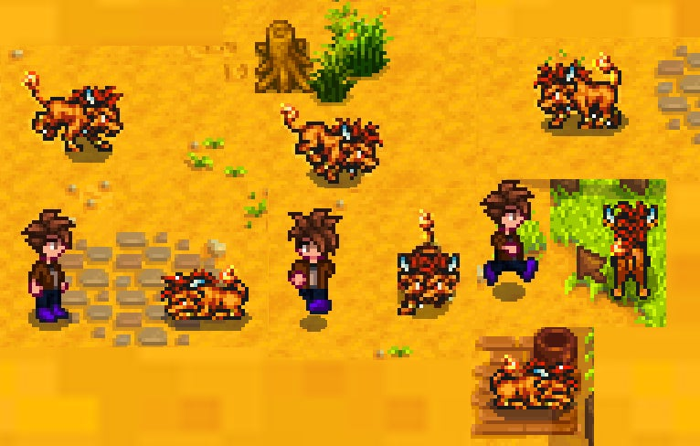 Stardew Valley Has Some Great Mods