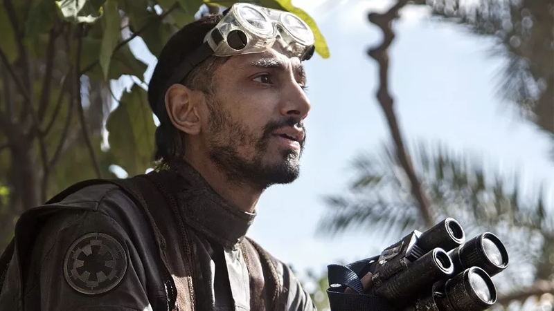 Riz Ahmed's Star Wars Celebration Chicago Appearance Was Cancelled Because Homeland Security Wouldn't Let Him Board His Flight