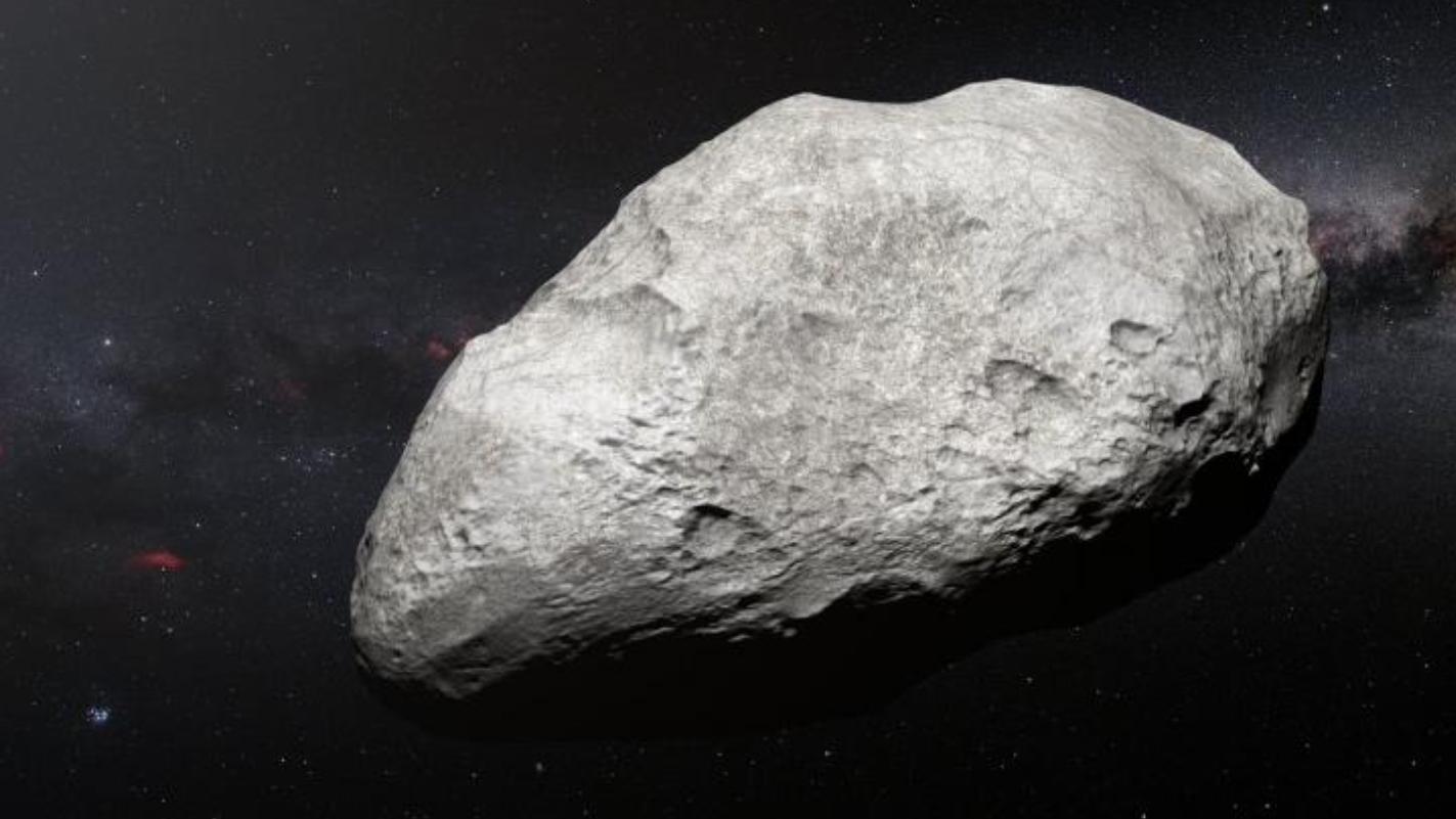 How The Hell Did This Asteroid Get All The Way Out Past Neptune?