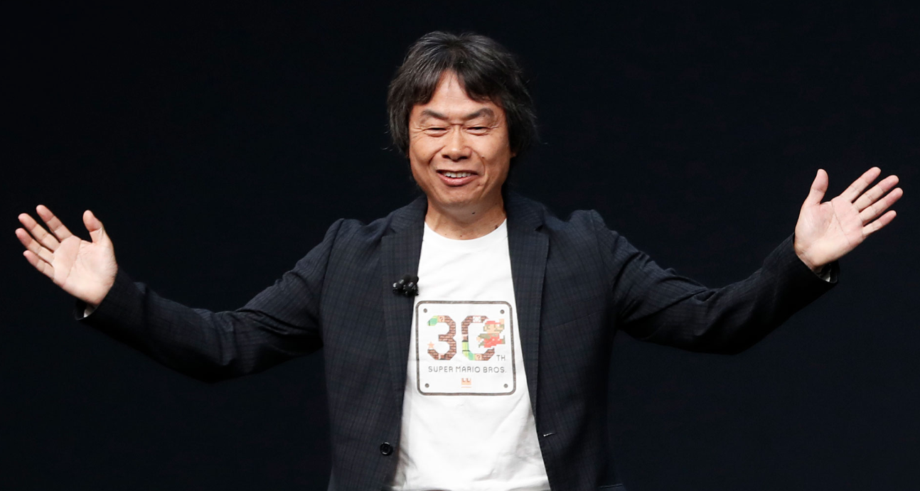 Japanese Government Honours Shigeru Miyamoto As Person Of Cultural Merit