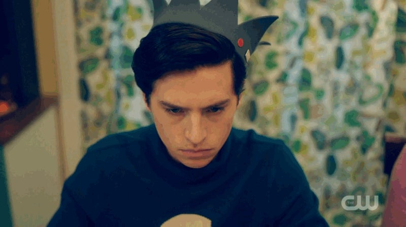 The Latest Riverdale Showed Jughead's Nightmare: Classic