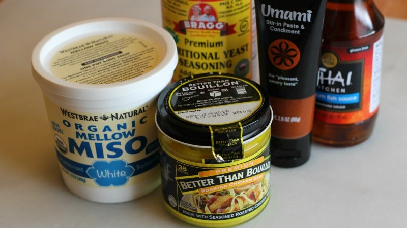 Four Umami Bombs You Should Always Have Stocked In Your Kitchen