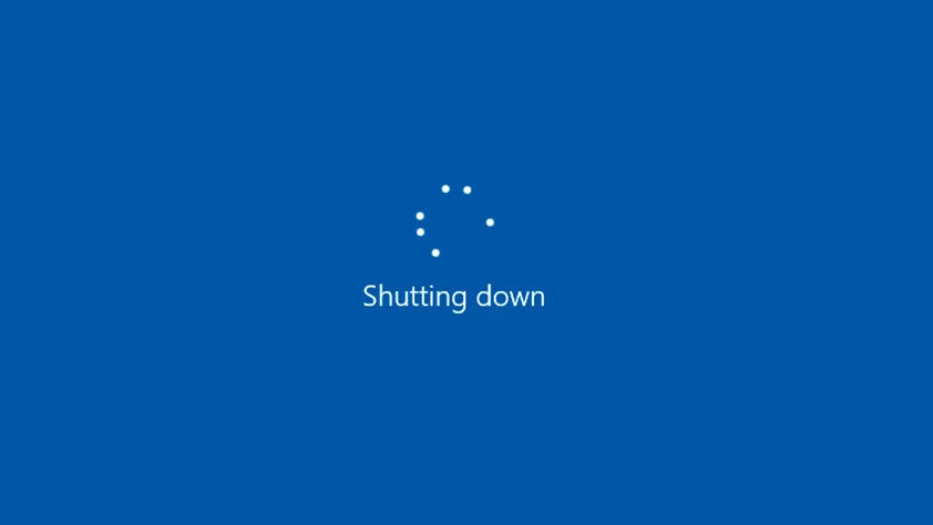 How To Fix The Windows 10 Shutdown Delay Bug
