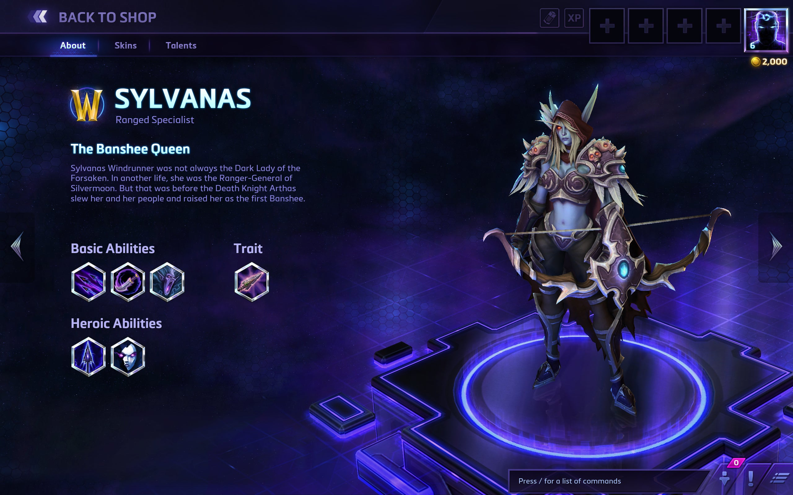 The Banshee Queen Brings Such Wonderful Pain To Heroes Of The Storm
