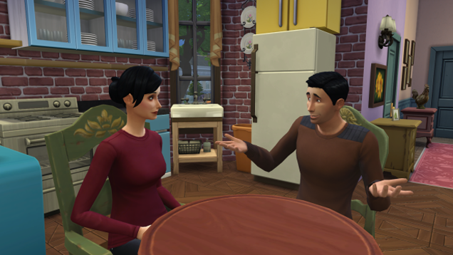 The Set of Friends, Perfectly Recreated in The Sims 4