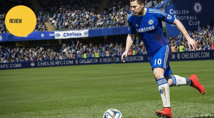 FIFA 15: The Kotaku Review