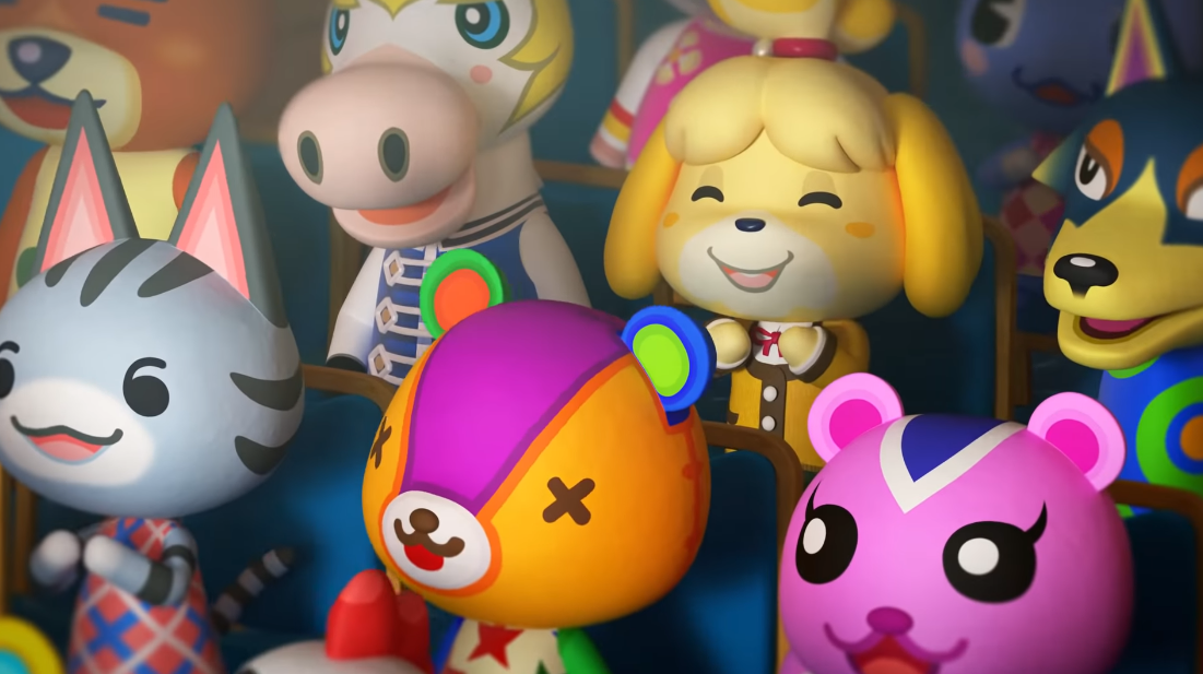 Animal Crossing Fans Are So Desperate For News That They're Analysing Obscure Stickers