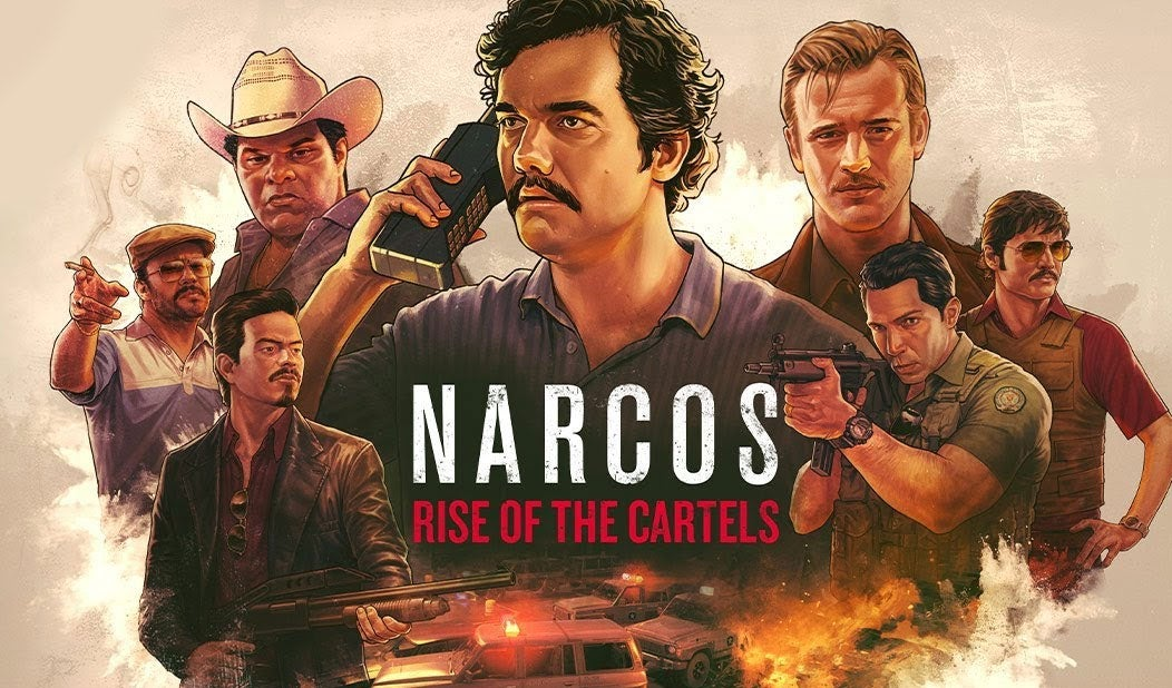 There's An XCOMish Narcos Game, Which Just Might Work