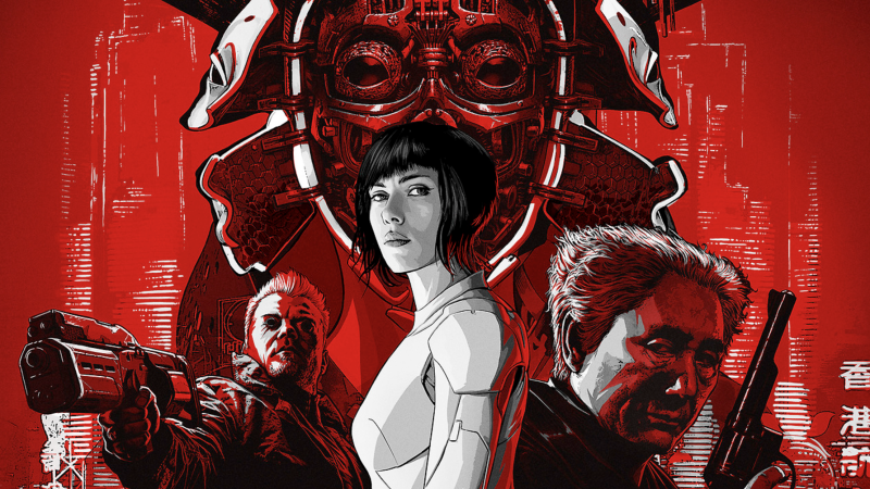 Roundtable: HowGhost In The Shell Fumbles Race And Identity