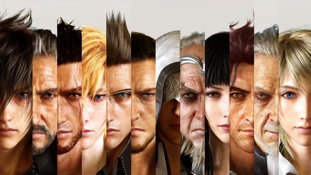 Why Final Fantasy XV Has Fantastic Hair