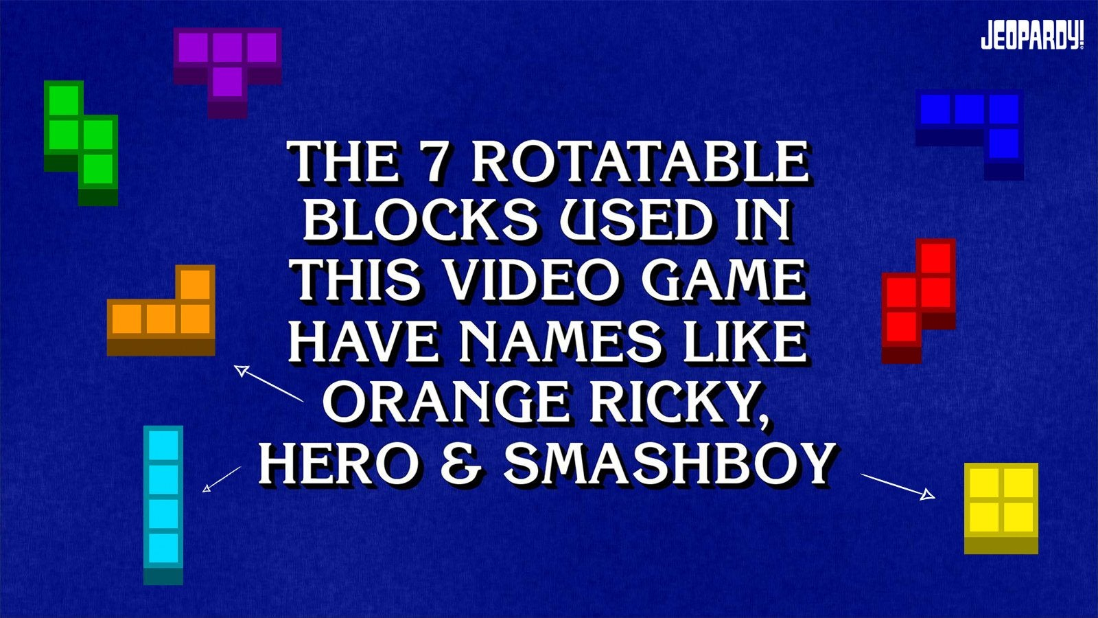 Jeopardy! Airs A Hilariously Incorrect Bit Of Tetris Trivia