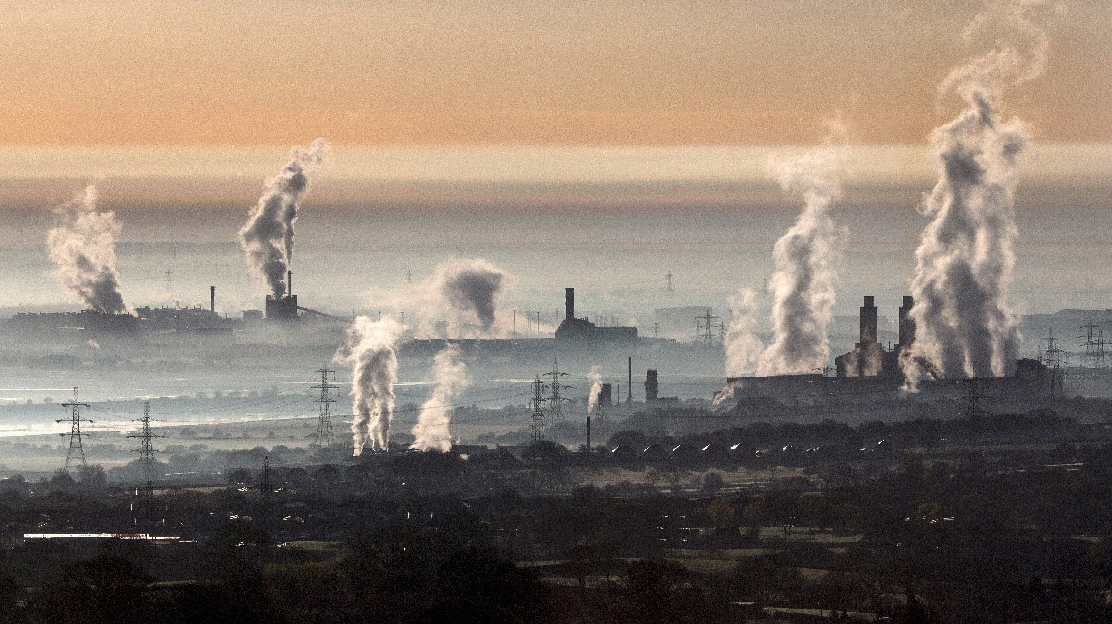 Carbon Dioxide Reached A New High In Humanity's Existence