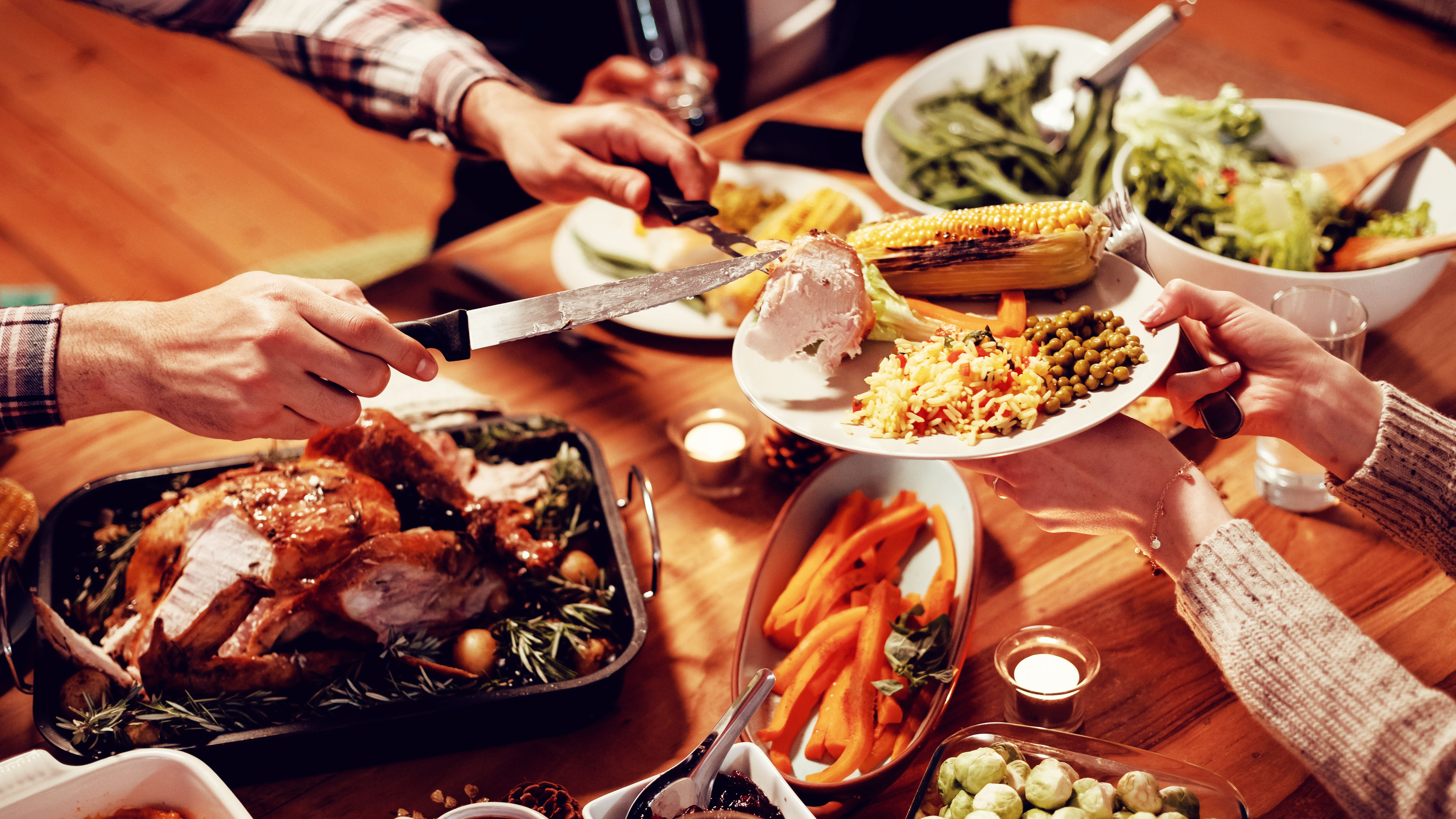 Be The Hero Who Brings Serving Utensils To Your Holiday Party