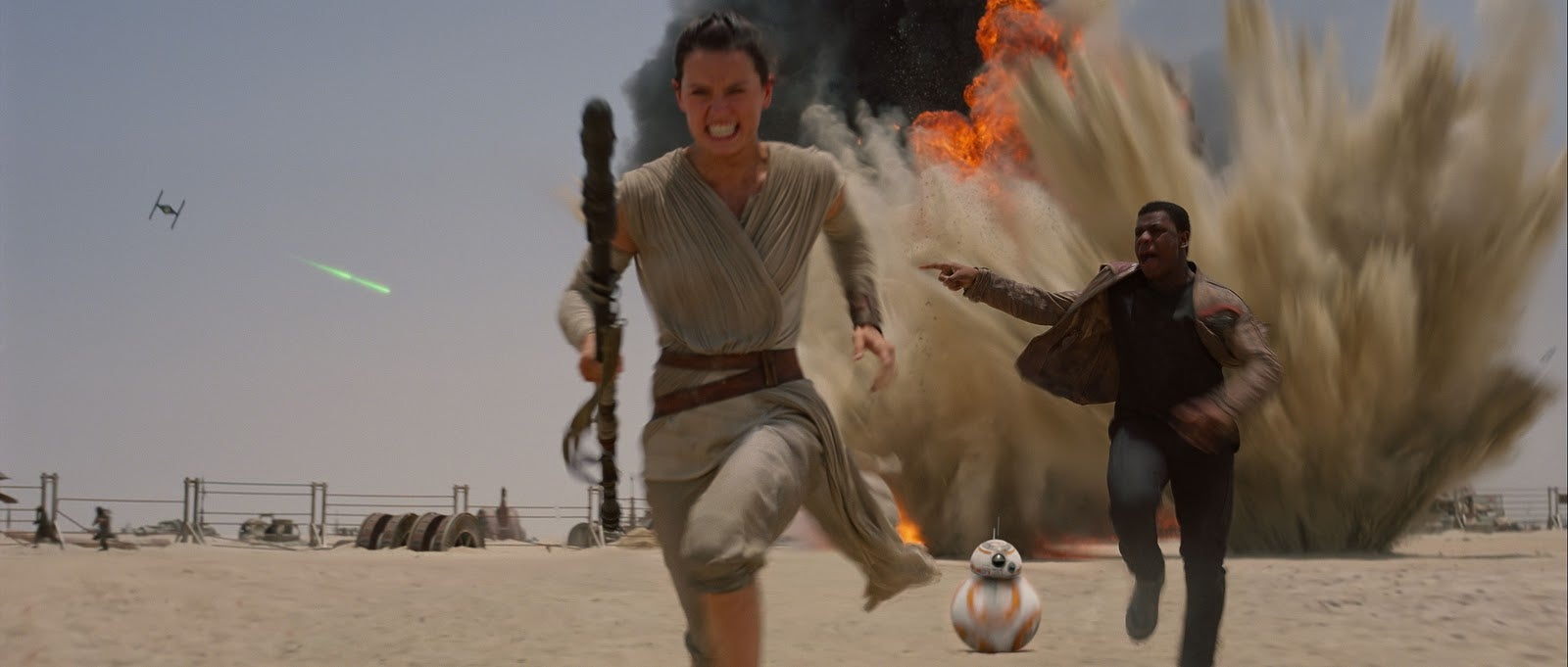 What We Thought About Star Wars: The Force Awakens