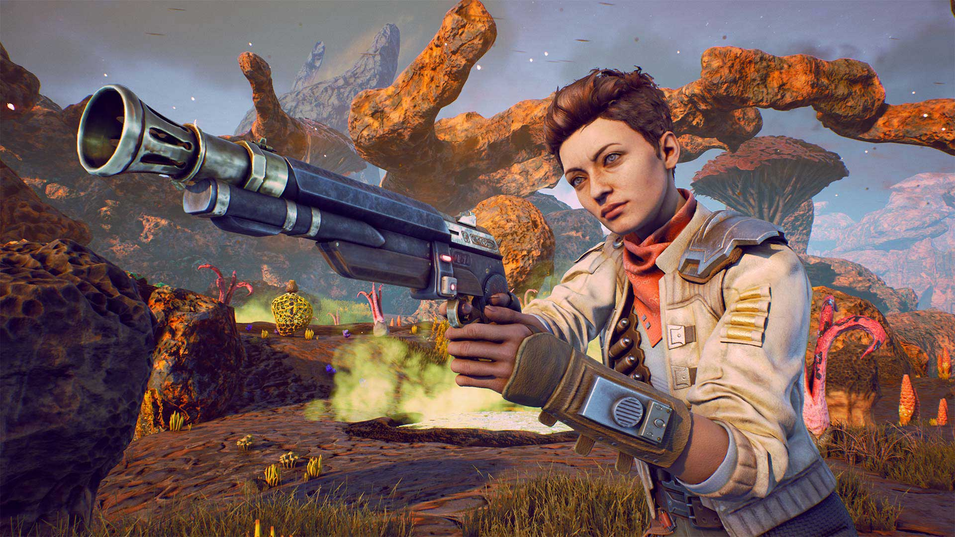 Outer Worlds' Switch Port Delayed Due To Coronavirus