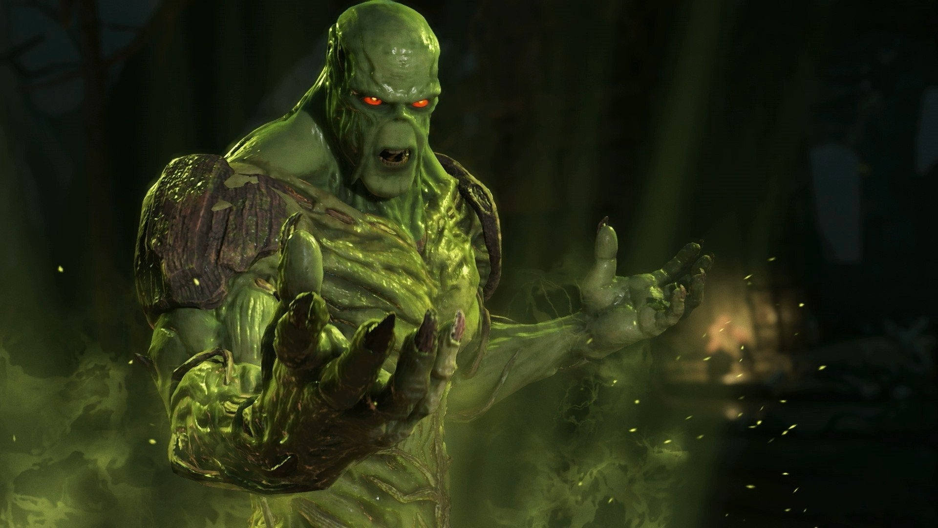 Swamp Thing Is Coming Out Sooner Than You May Expect, And A Bunch Of Other DC Universe Release Dates