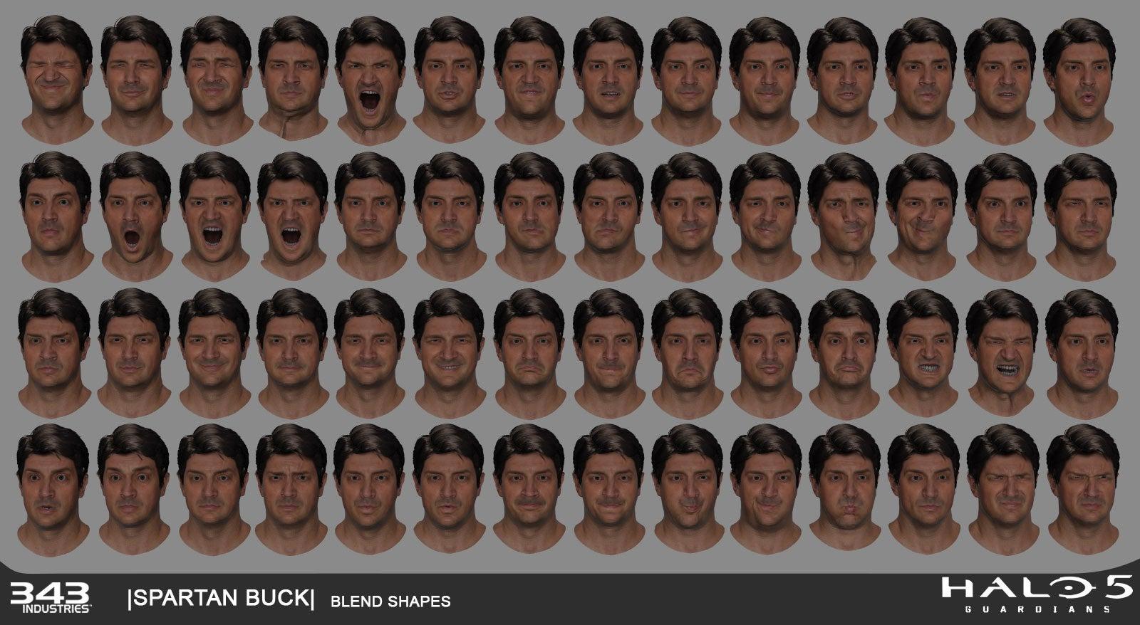 The Many, Many Faces Of Nathan Fillion