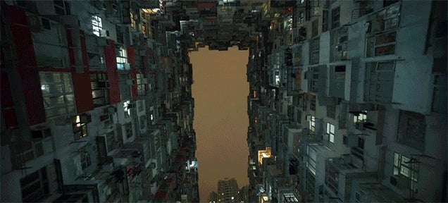 Frenetic Video Reveals the Different Layers of Chaos of Living in a City Like Hong Kong