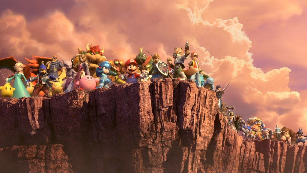 Fans Commiserate After Big Smash Bros. Leak Turns Out To Be Fake